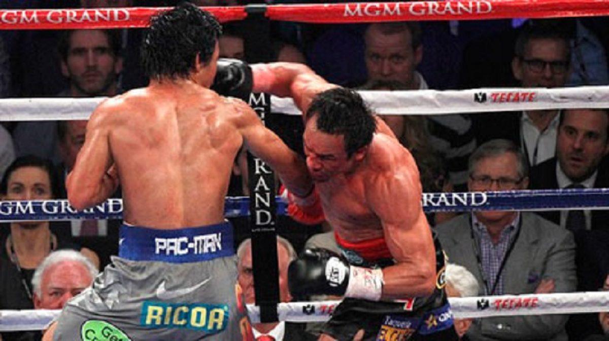 Golpes con dinamita en el Boxeo!