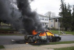 Violencia racial en Baltimore contra brutalidad policial