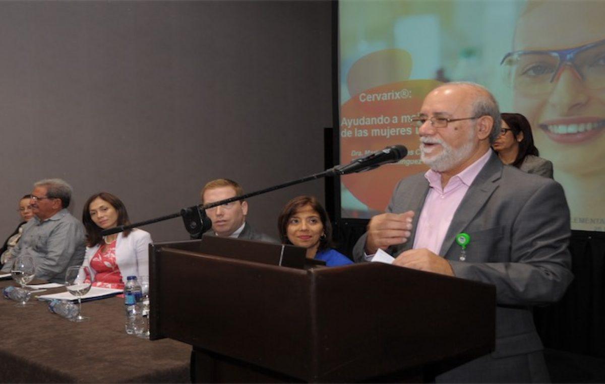 Director PAI afirma vacuna contra VPH reducirá incidencia enfermedad y muertes de mujeres por cáncer cérvix en RD