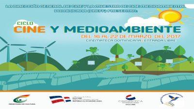 """La Dirección General de Cine (DGCINE) y la Muestra de Cine Medioambiental Dominicana (DREFF) presentan el ciclo """"Cine y Medioambiente"""""""