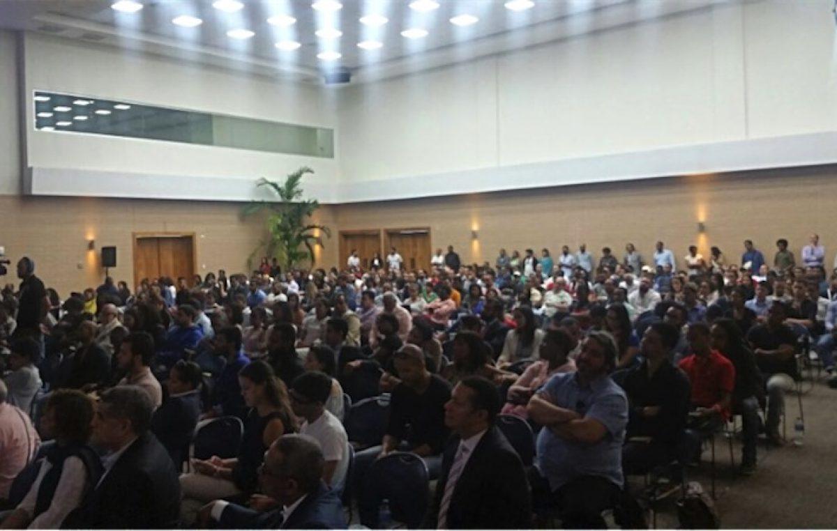 La Dirección General de Cine (DGCINE) finaliza exitosamente el 1er Congreso Nacional de Cine de la República Dominicana