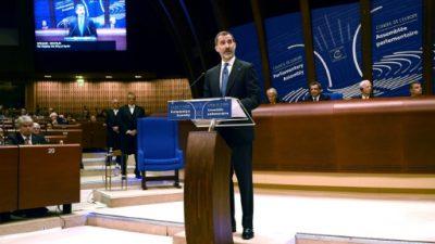 Viaje a Siria y sospechas de corrupción agitan al Consejo de Europa