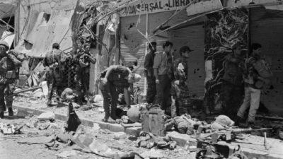 Hace 50 años, la Guerra de los Seis Días