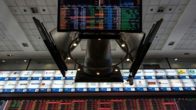 La Bolsa de Sao Paulo, en alza tras derrumbe de la víspera (+1,7%)