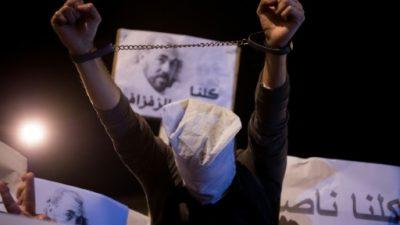 Miles de manifestantes reclaman en Marruecos liberación de su líder