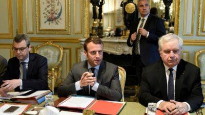 Macron quiere prolongar el estado de emergencia en Francia