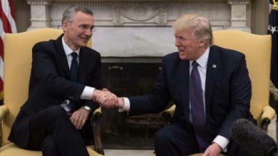 Las presiones de Trump a la OTAN en gasto militar y lucha antiterrorista