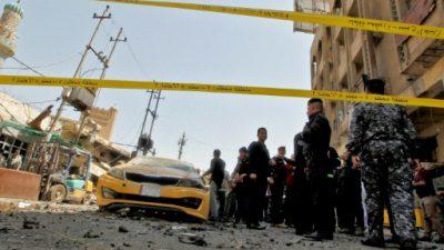 Tres atentados dejaron 42 muertos en Irak