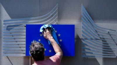 El desempleo retrocede al 9,3% en abril en la zona euro