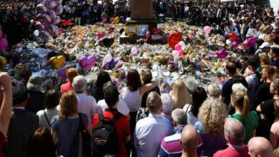 Las víctimas del atentado de Mánchester