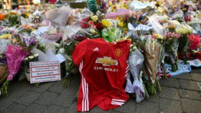 El Manchester City y el United donan 1 millón a las víctimas del atentad.