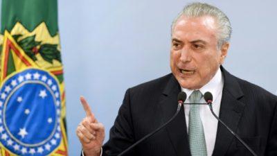 Principales privatizaciones anunciadas por el gobierno brasileño