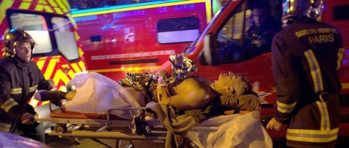 Terror en Francia. La noche más oscura de París