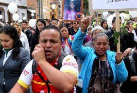 Colombia llora y pide justicia por muerte de niña de 7 años