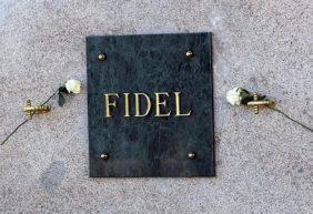 Fidel Castro descansa para siempre junto a José Martí en Santiago de Cuba
