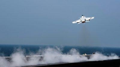 Rusia advierte a EEUU tras el derribo de un avión militar sirio