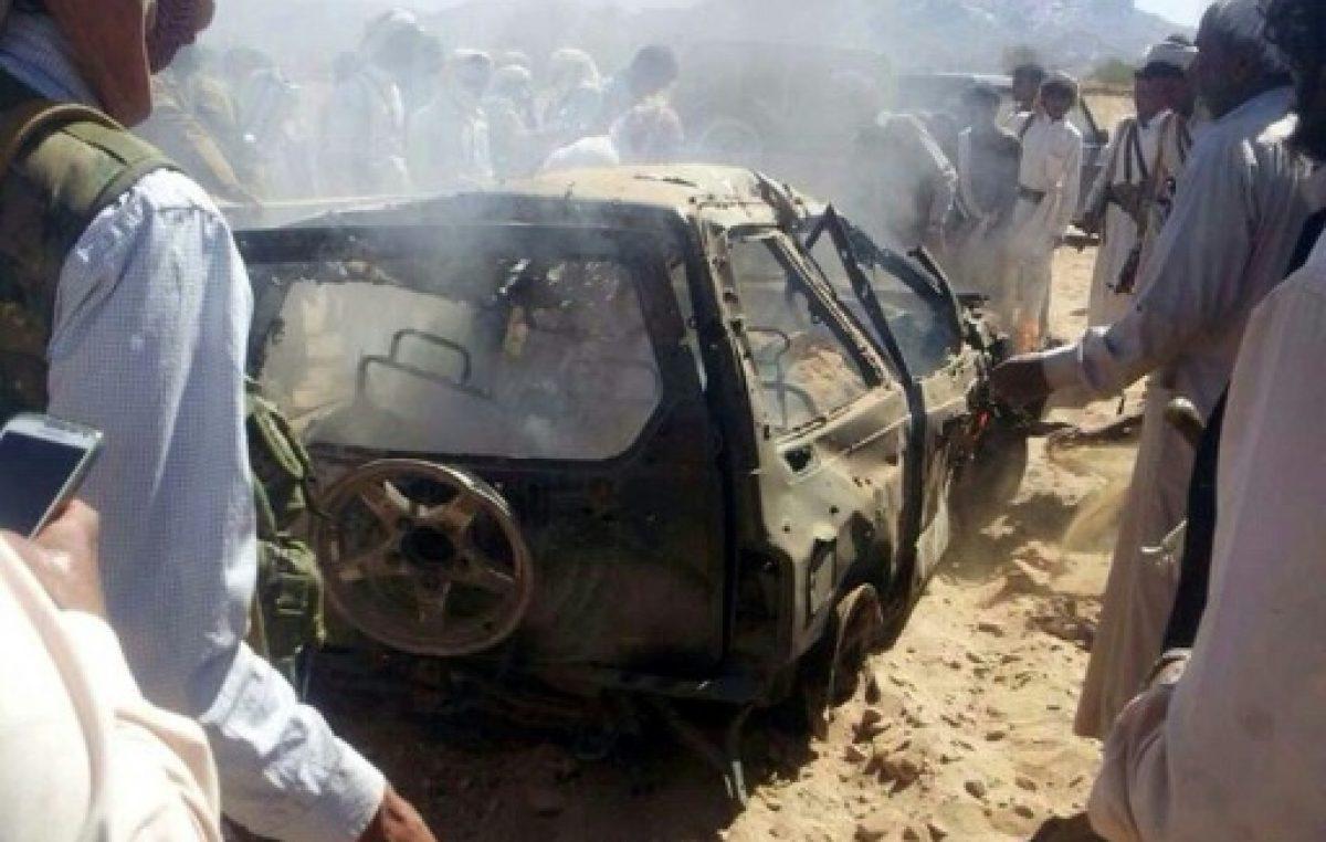 Tres presuntos miembros de Al Qaida muertos en un ataque de un dron en Yemen