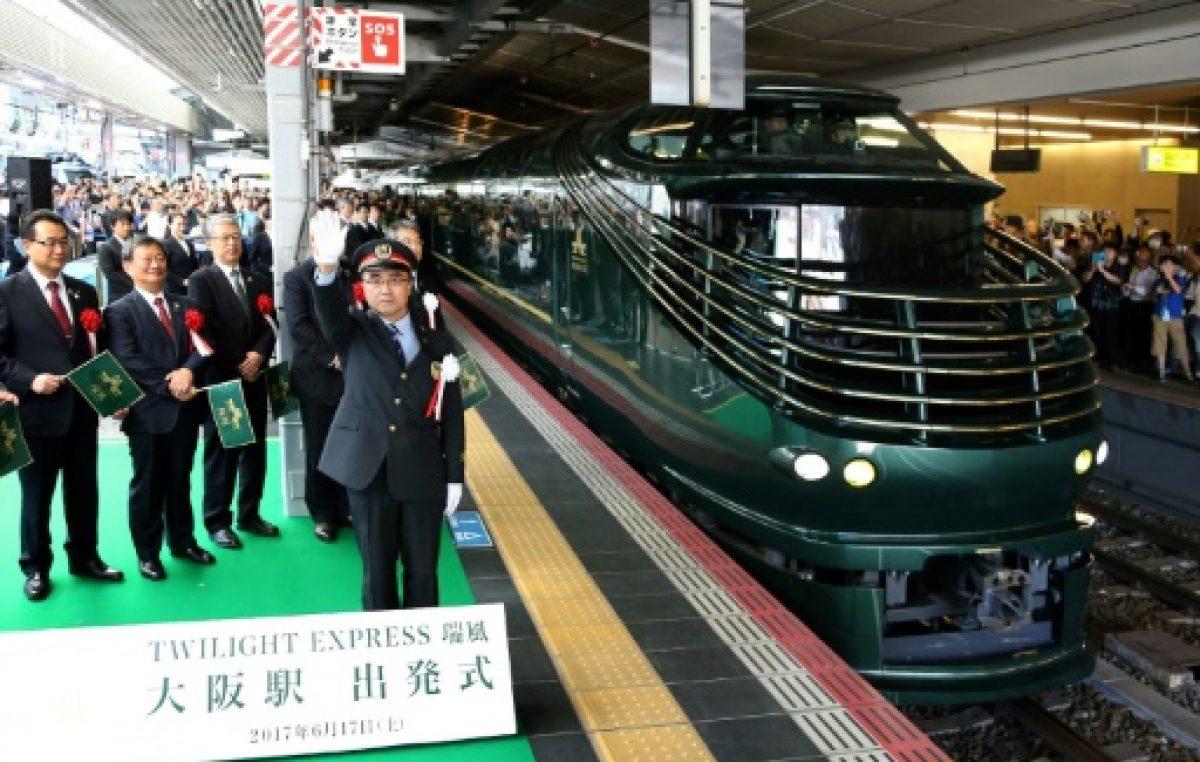 Minicruceros en tren de lujo en Japón