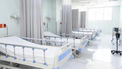 Gobierno dominicano remoza y amplia hospital municipal Bajos de Haina