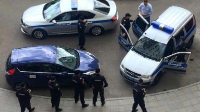Detienen al opositor Navalny en Moscú antes de una manifestación