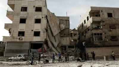 La rebelión siria, en apuros por la crisis entre Arabia Saudí y Catar