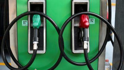 El petróleo cierra con fuerte caída en Nueva York a USD 45,72 el barril