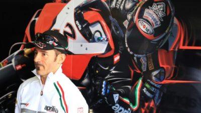 Max Biaggi sufre un accidente y se encuentra en estado grave
