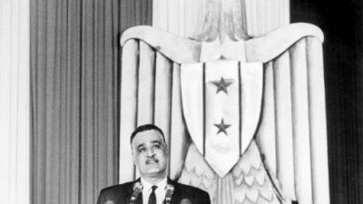 Con la Guerra de los Seis Días, Egipto inició su declive regional