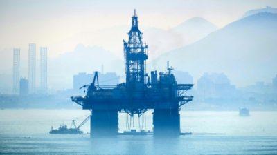El petróleo cierra en baja en Nueva York, a 44,20 dólares el barril