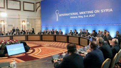 Las negociaciones de Astaná sobre Siria, aplazadas por tiempo indefinido