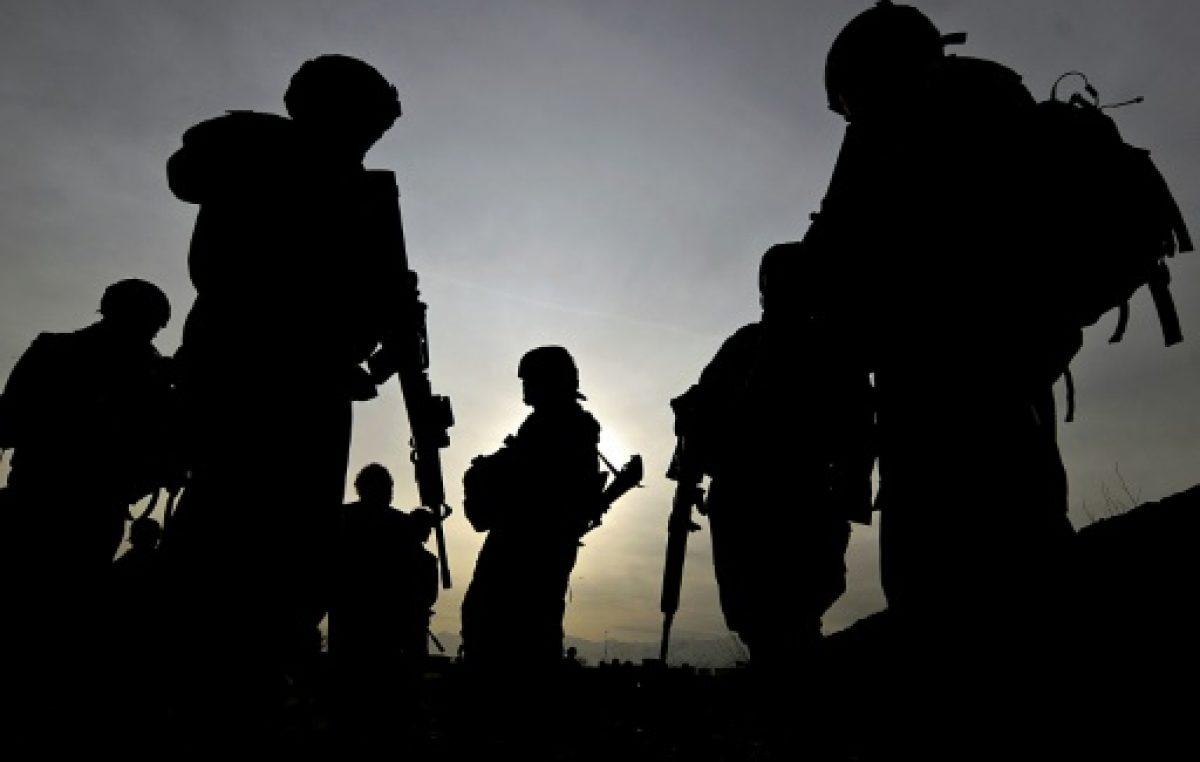 Tres soldados de EEUU heridos por los disparos de un militar afgano