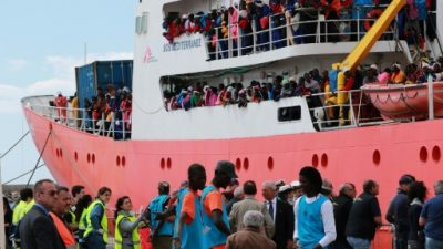 La migración ilegal de África a Europa, a pesar de todos los peligros