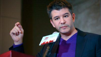 El fundador de Uber deja la empresa, presionado por los inversores