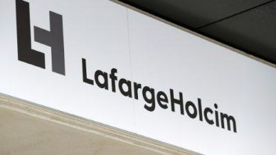 Francia investigará las actividades de la cementera LafargeHolcim en Siria