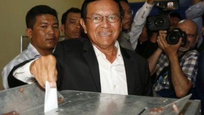 La oposición en Camboya avanza con fuerza en las elecciones municipales