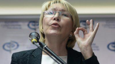 La Justicia venezolana rechaza el recurso de fiscal contra la Constituyente