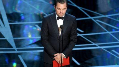 DiCaprio entrega a justicia de EEUU regalos de 1MDB, incluido un Óscar de Marlon Brando