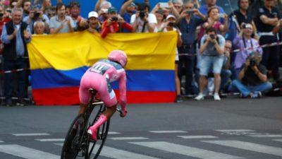 """Quintana cree que """"Froome sigue siendo el máximo favorito"""" para ganar el Tour"""