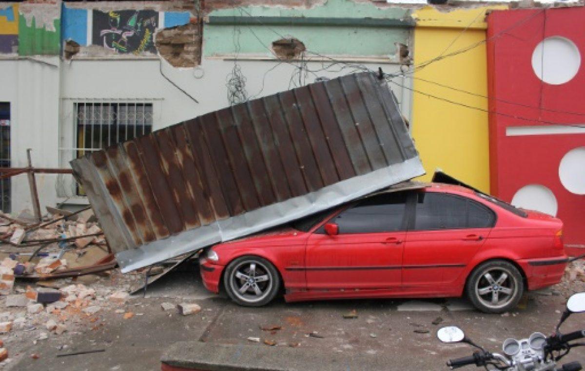 Más de 3.500 afectados en Guatemala por sismo que dejó cinco muertos