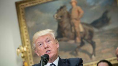 Trump insiste en la falta de pruebas sobre una colusión con Rusia