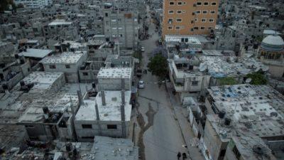 Gaza, un territorio palestino devastado por las guerras y la pobreza