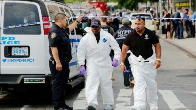Un médico muerto y seis personas heridas en un tiroteo en un hospital de NY