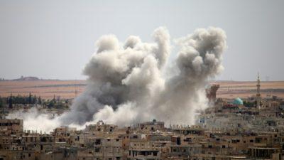 La séptima ronda de negociaciones sobre Siria comenzará el 10 de julio en Ginebra