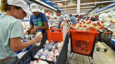 Bolivia levanta prohibición contra producto lácteo de Perú