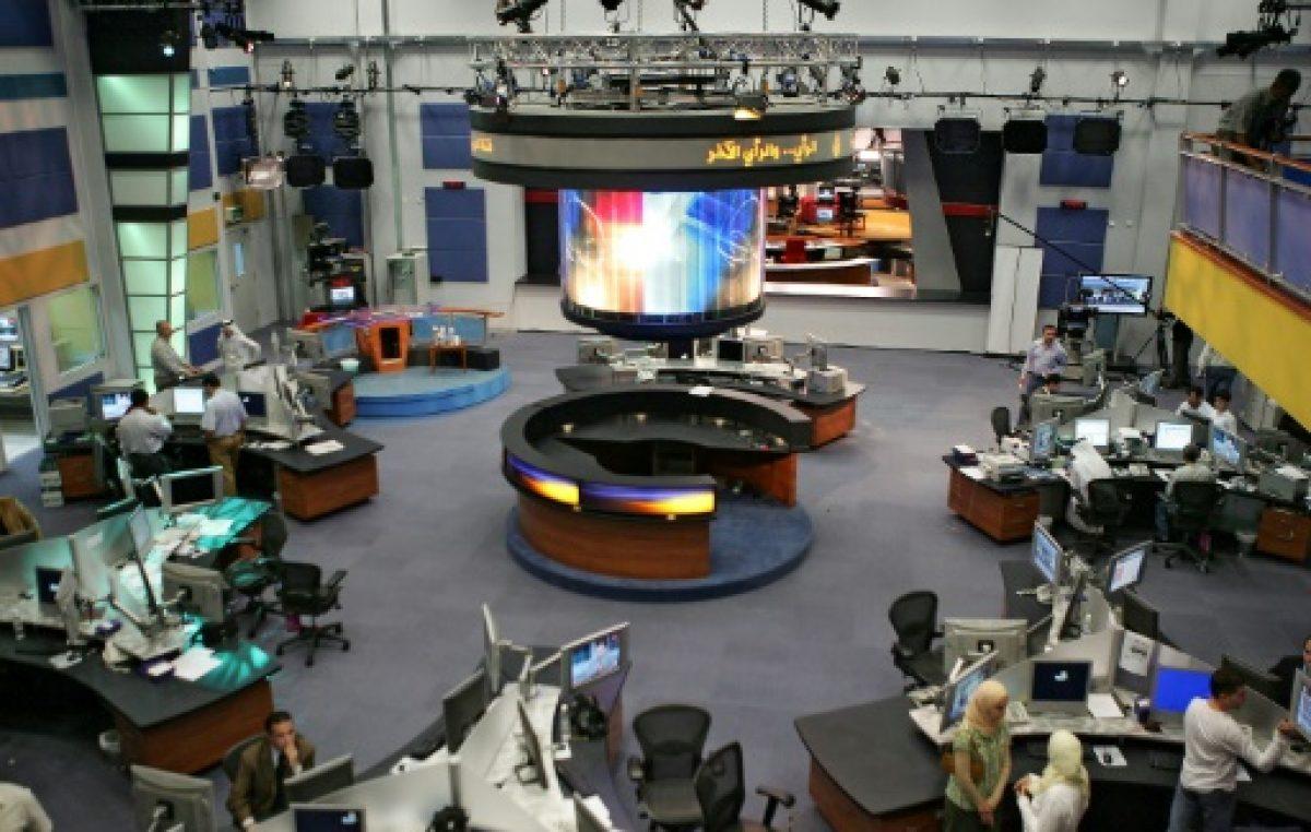 Breve suspensión de la cuenta de Twitter en árabe del canal catarí Al Jazeera
