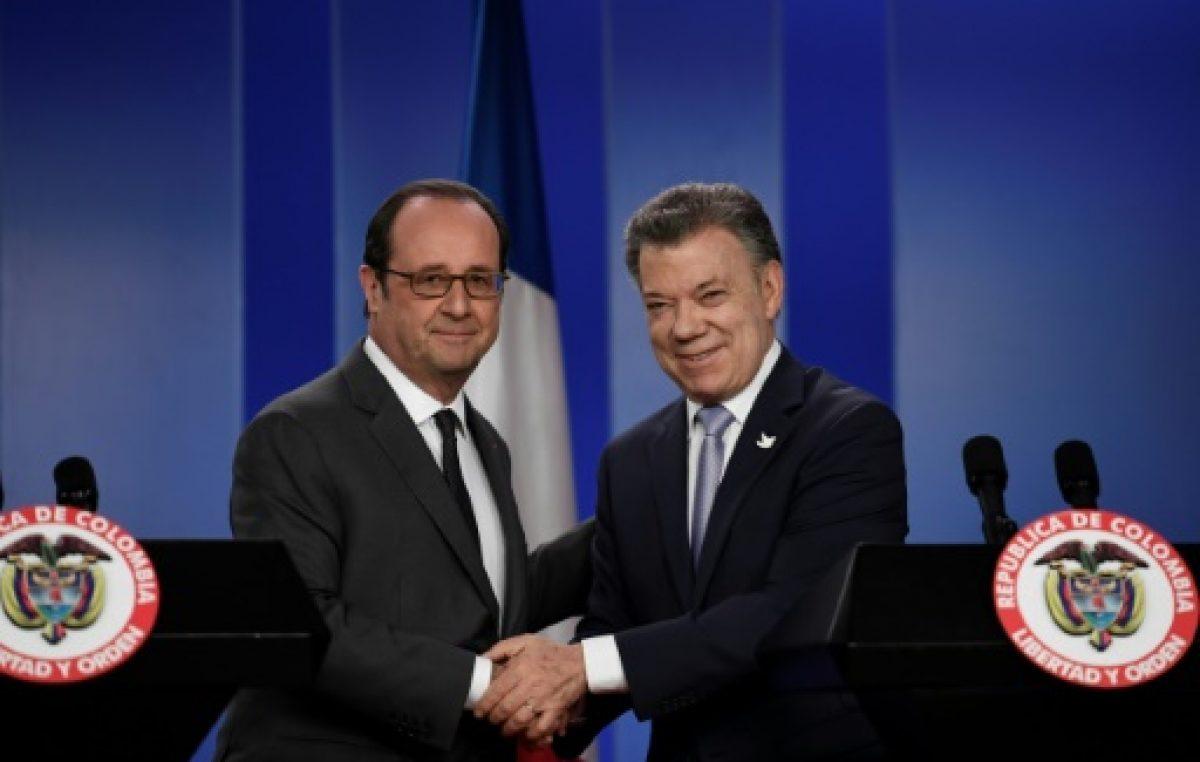 Colombia avala ley que estimula inversiones con Francia