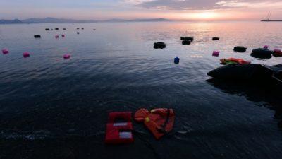 Al menos 126 migrantes desaparecen en un naufragio en el Mediterráneo