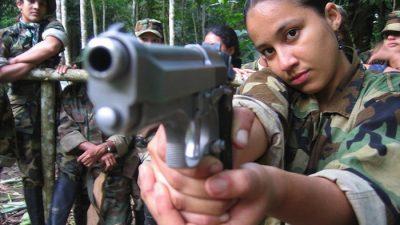 """Las FARC """"dejan de existir"""" este viernes tras entregar armas a la ONU, dice Santos"""