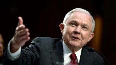"EEUU: Fiscal General considera ""detestable"" idea de colusión con Rusia"