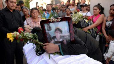 Guatemala todavía llora: La Justicia avala acción contra jueza por incendio que mató 41 jóvenes